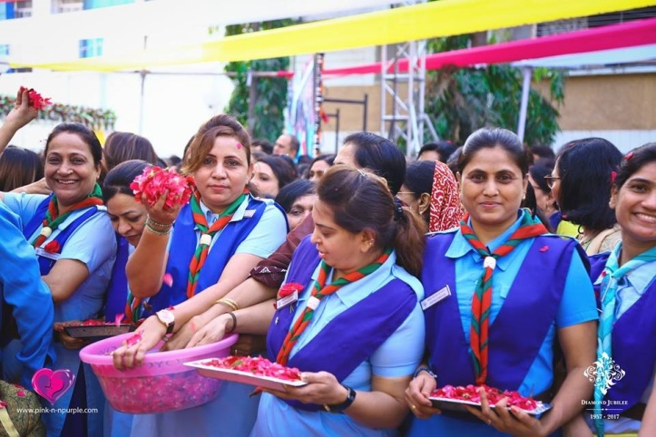 Aga Khan Diamond Jubilee India Celebration_Pink n Purple Photo 017