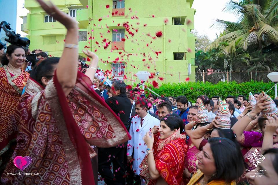 Aga Khan Diamond Jubilee India Celebration_Pink n Purple Photo 020