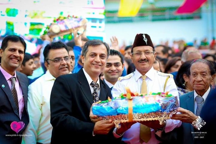 Aga Khan Diamond Jubilee India Celebration_Pink n Purple Photo 021