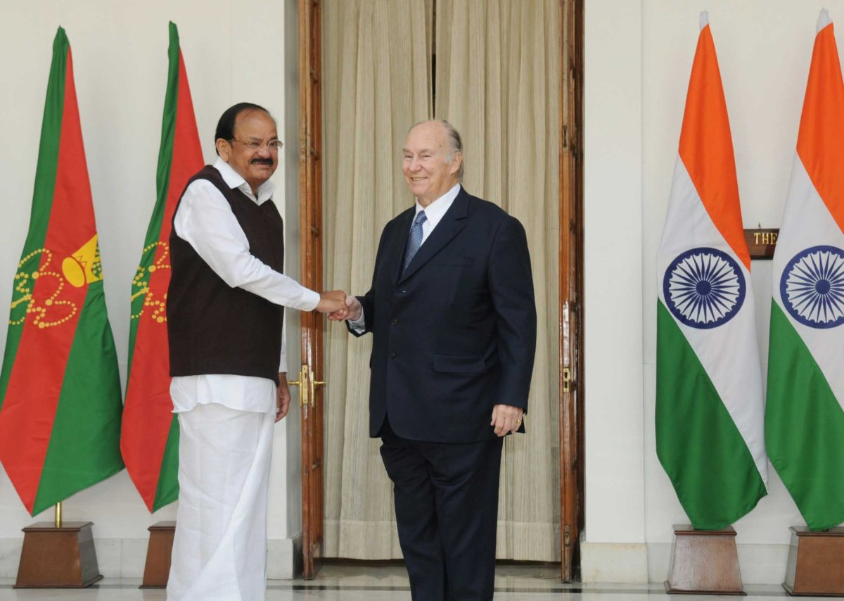 vpindia_receiving_agakhan21022018