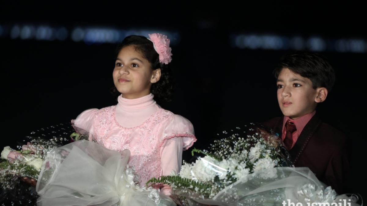 Aga Khan Diamond Jubilee Visit Pakistan Flowers 007