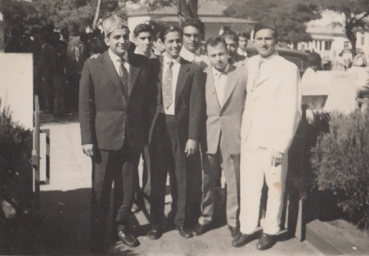 Alwaez Merchant with Loureco Marques Friends large 2