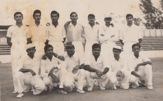 Lourenco Marques Aga Khan Club Cricket Team