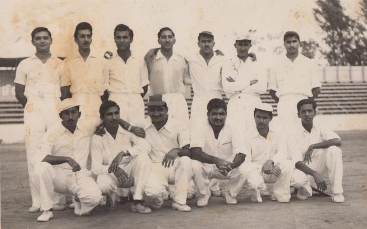 Lourenco Marques Aga Khan Club Cricket Team