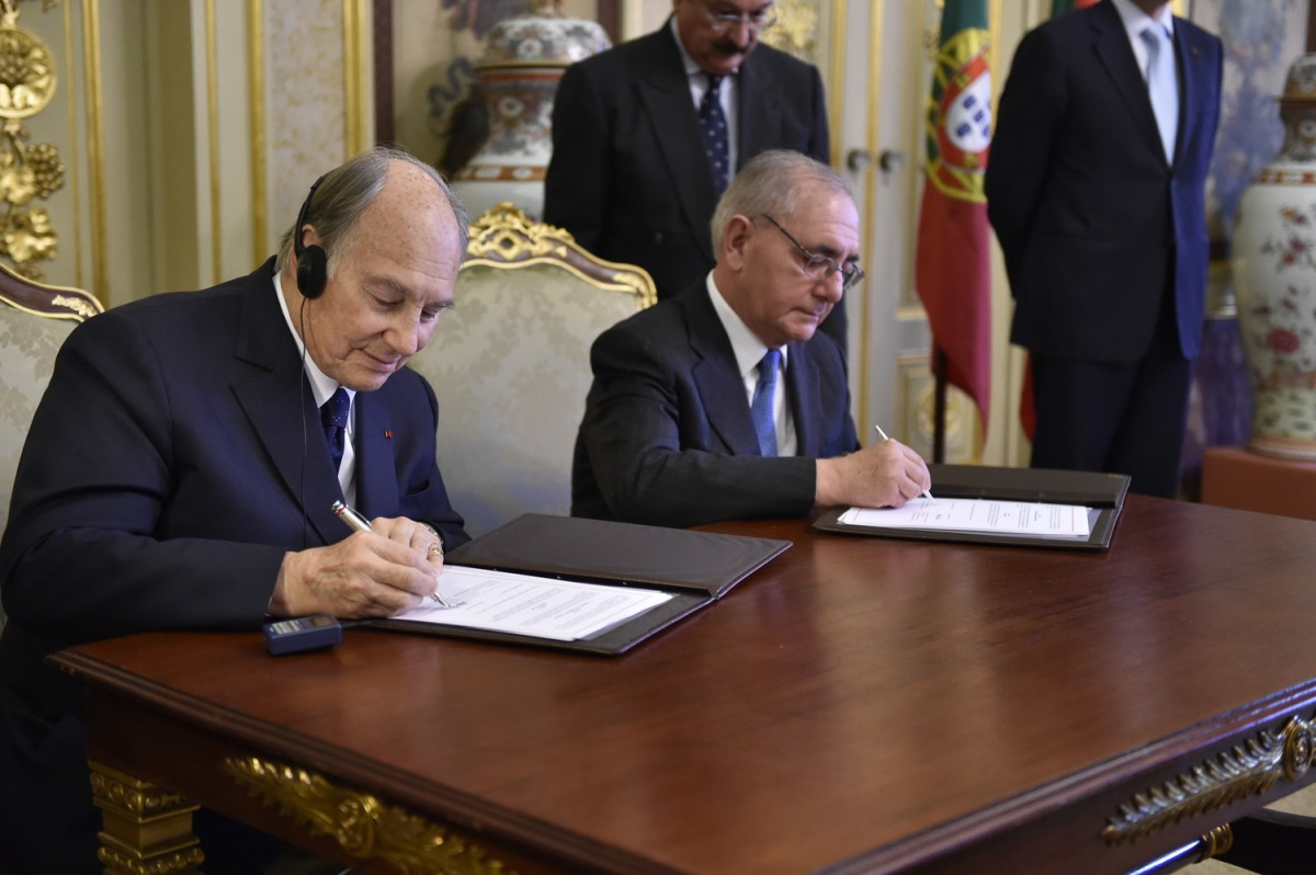 2015-06-portugal-54865_Aga Khan Landmark Agreement Seat of Imamat