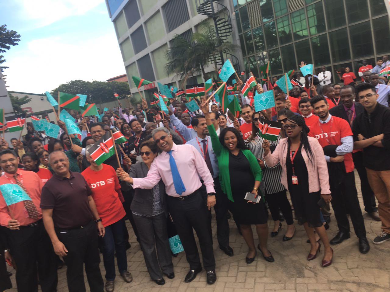 Aga Khan in Kenya, The Ismaili Flag