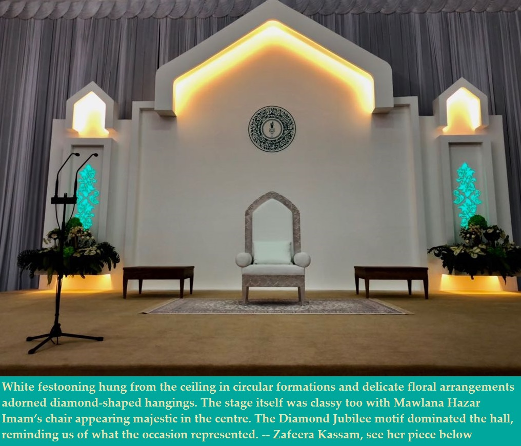 Exclusive: An inspiring and moving account of Mawlana Hazar Imam's Diamond Jubilee Darbar in Nairobi