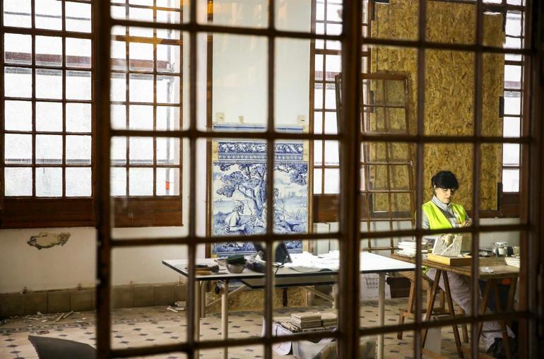 Seat of Imamat Palacete Mendonca Restoration 009