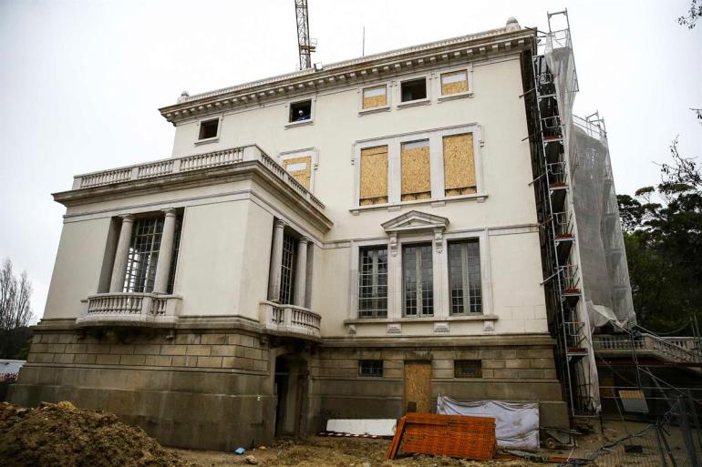 Seat of Imamat Palacete Mendonca Restoration 018