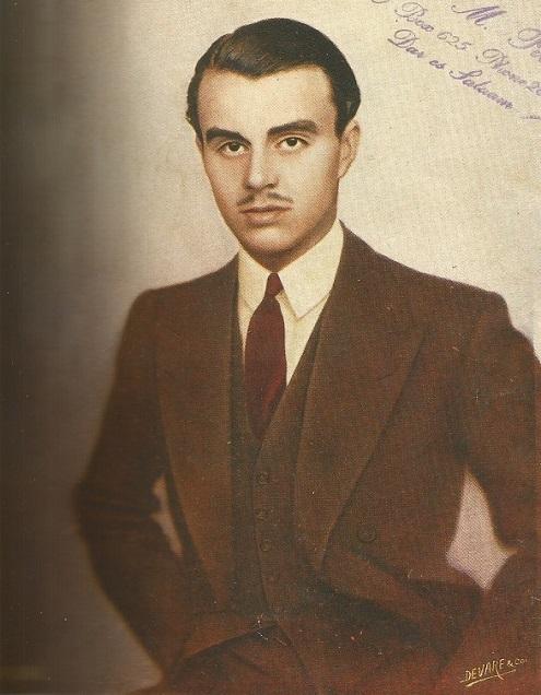 Prince Aly Khan portrait Fidai mgazine 2