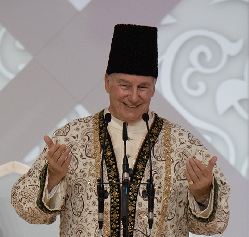 The Living Imam Mawlana Shah Karim al Hussaini, His Highness the Aga Khan, and the Nur (Light) of Imamat