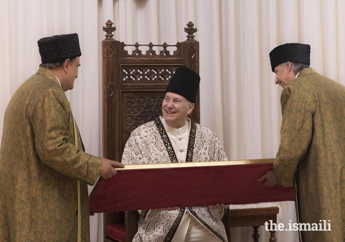 ah_11815_Aga Khan Diamond Jubilee Lisbon Seat of Imamat designation