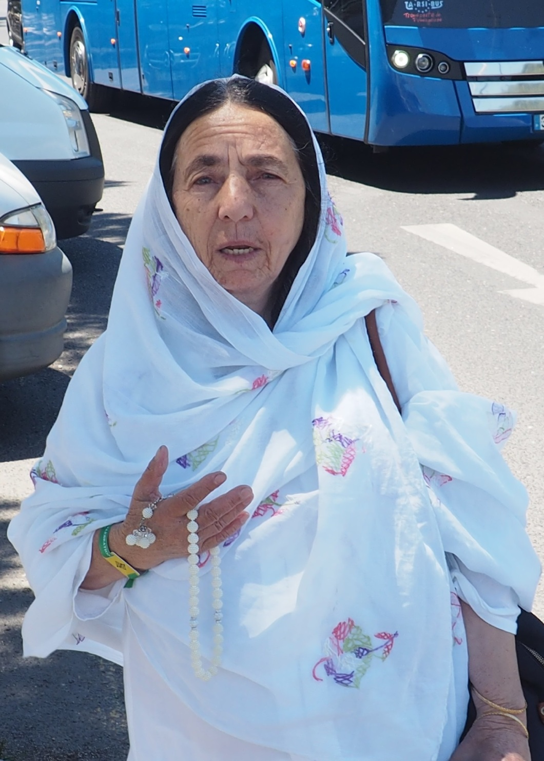 Ismaili woman from Badakhshan