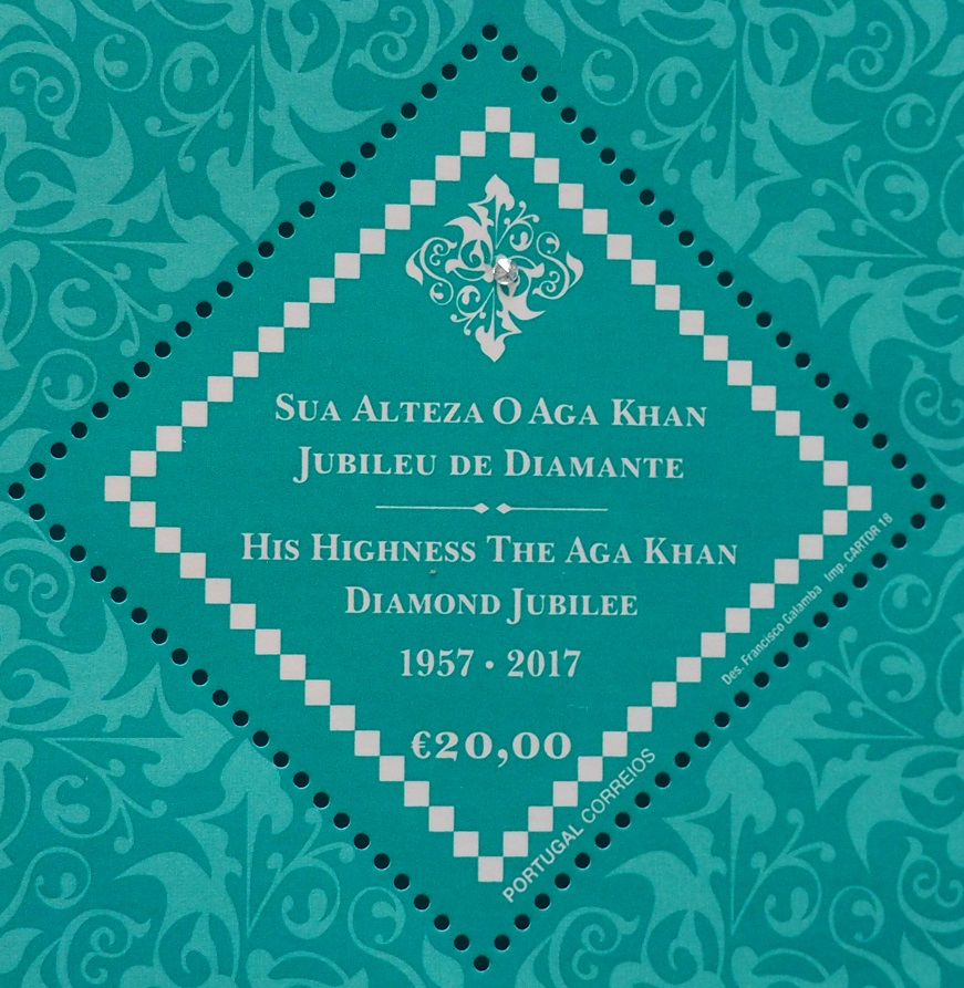 Aga Khan Diamond Jubilee Portugal