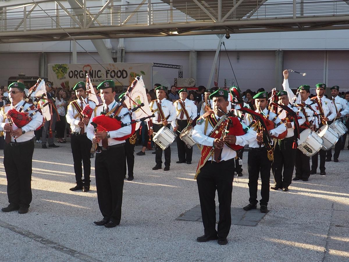 USA Ismaili Pipe band