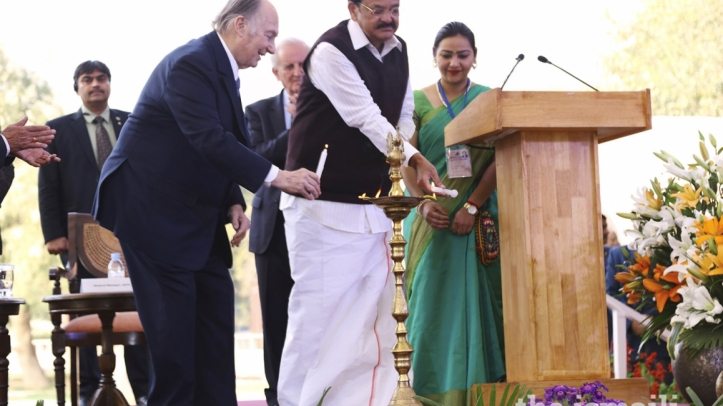 Aga Khan Diamond Jubilee inuguration of Sunder Nursery_0334