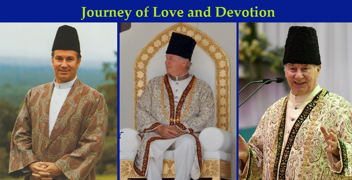 Expressions for the Silver, Golden & Diamond Jubilees (and beyond) of our Beloved Imam Mawlana Shah Karim al Hussaini Aga Khan