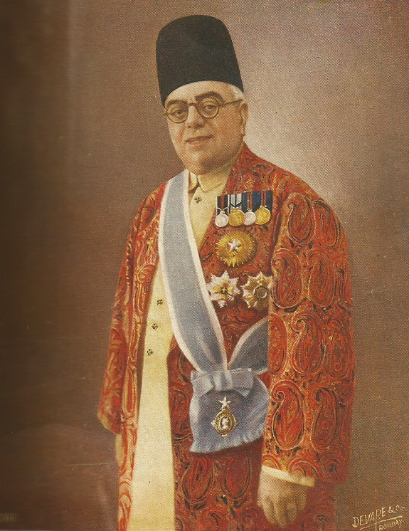 Fidaigolden Jubilee Aga Khan in Full Regalia j006al