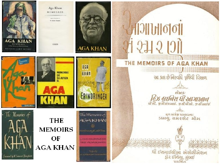 Gujarati edition of the Memoirs of Aga Khan: The voice of the translator and his reflections on the 48th Ismaili Imam