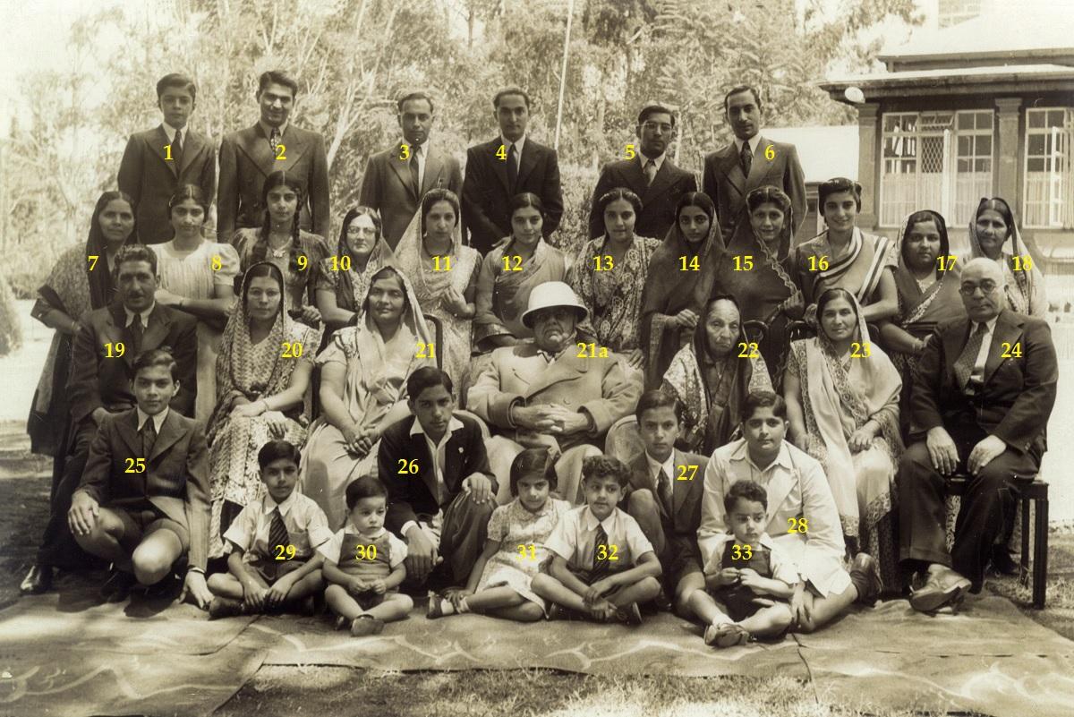 Jan Karmali photo collection of Aga Khan Barakah