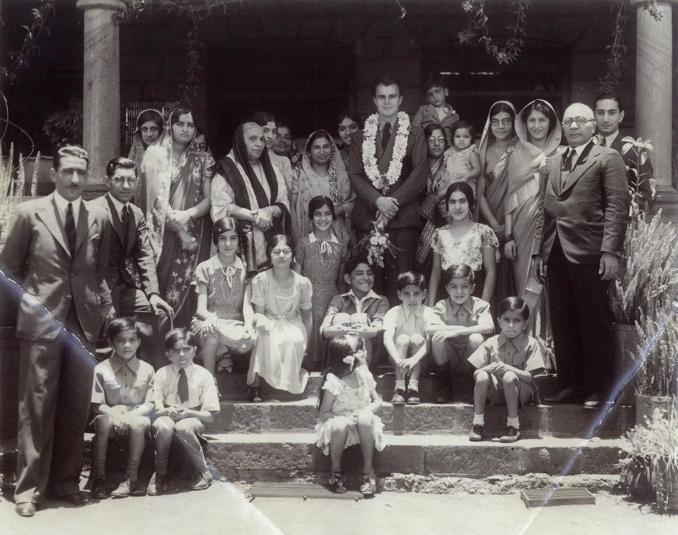 Aga Khan III Jan Karmali Collection 002, Prince Aly Khan Barakah