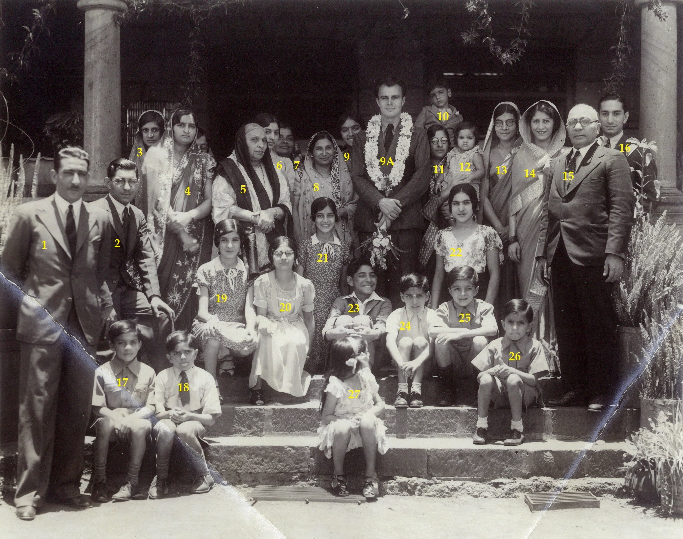 Jan Karmali photo collection of Aga Khan Barakah Prince Aly Khan