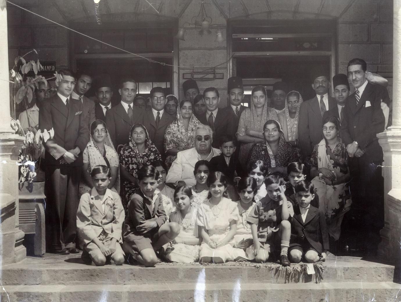 Jan Karmali Photo Collection; His Highness the Aga Khan Barakah