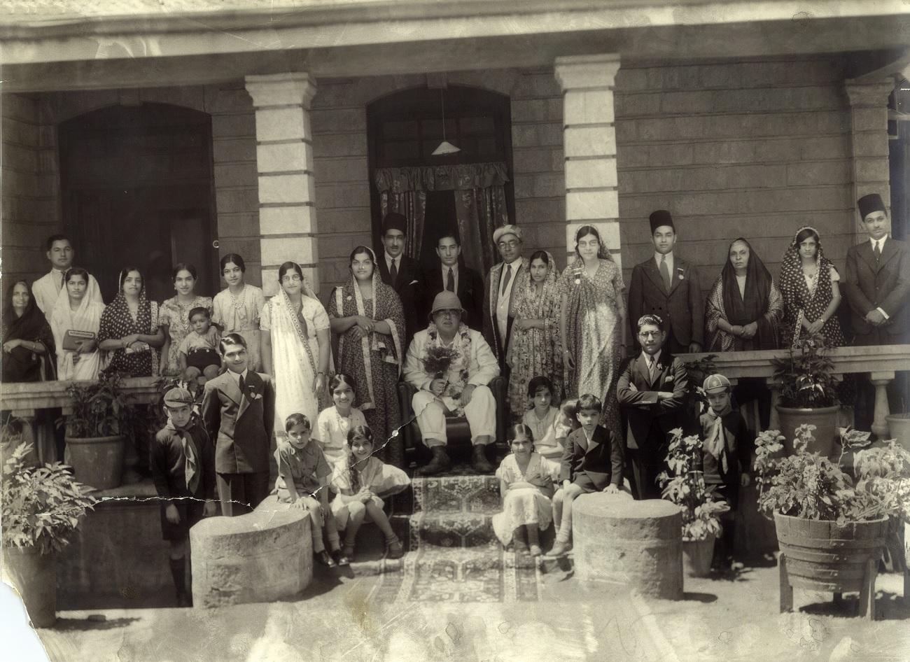 Aga Khan III Jan Karmali Collection 005, Barakah