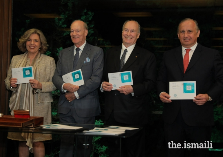 Aga Khan Music Awards Commemorative Stamps
