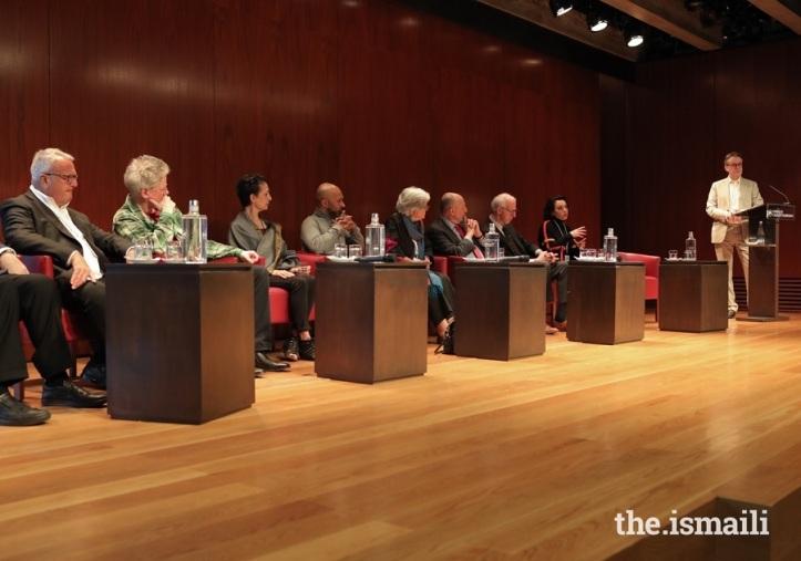 Aga Khan Music Awards Seminar Lisbon Gulbenkian Museum March 31 2019
