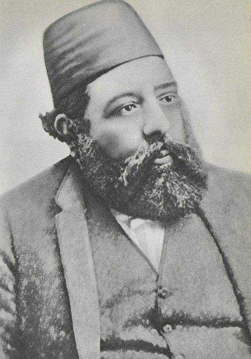 Imam Aga Shah Aly Shah Aga Khan II
