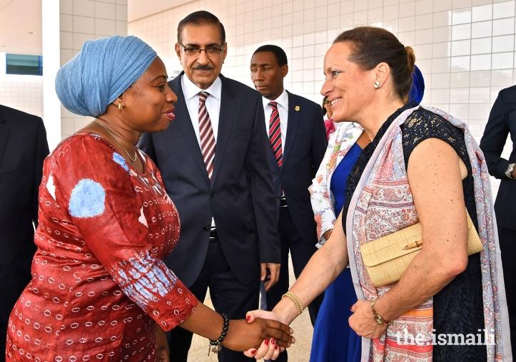 Princess Zahra inaugurates Aga Khan Hospital Phase 2 expansion
