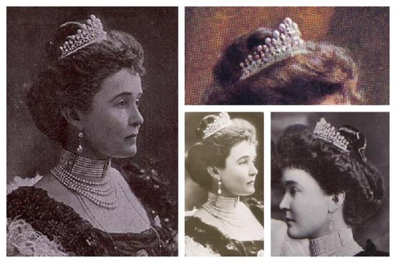 Aga Khan_tiara gift_ to_Queen Victoria