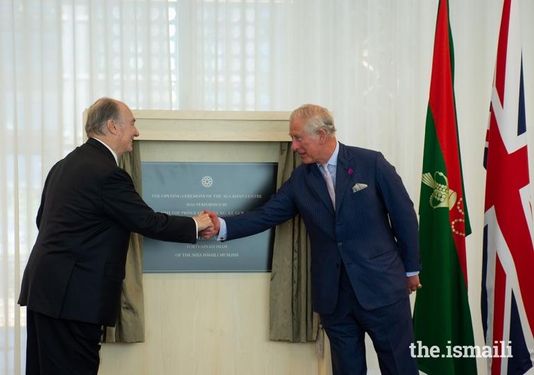 dsc_4132_Aga Khan and Prince Charles inaugurate Aga Khan Centre