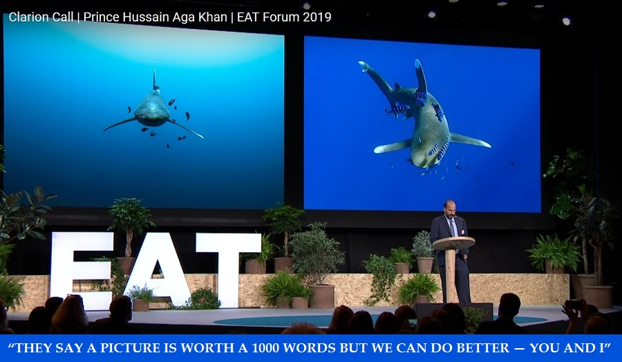 Must watch: Prince Hussain Aga Khan on unprecedented threats to environment and biodiversity, and impacts of climate change