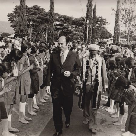 His Highness the Aga Khan in Kenya