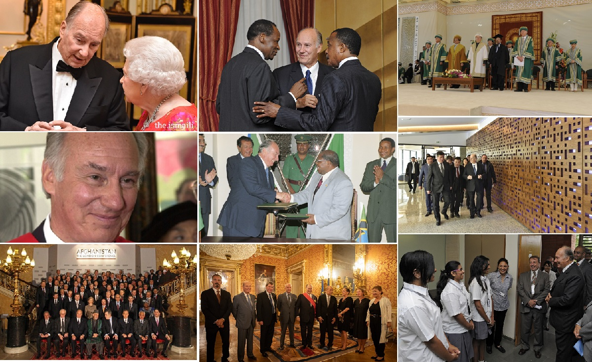 Aga Khan Collage A Man forr All Seasons Queen, Benjamin, Convocation, Barakah