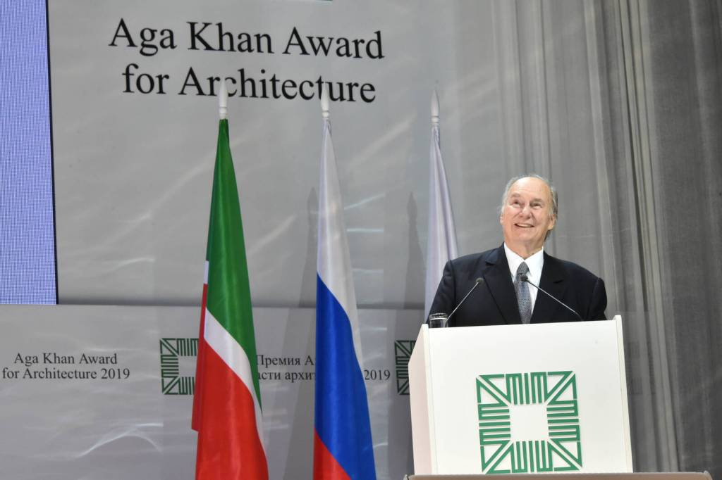 Aga Khan, Kazan