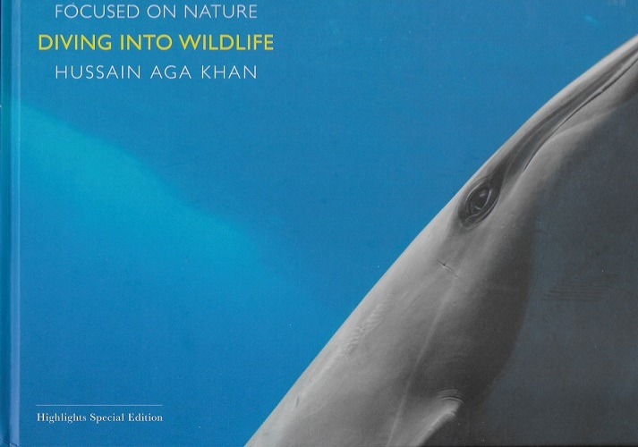 Hussain Aga Khan Diving into Wildlife Barakah simerg