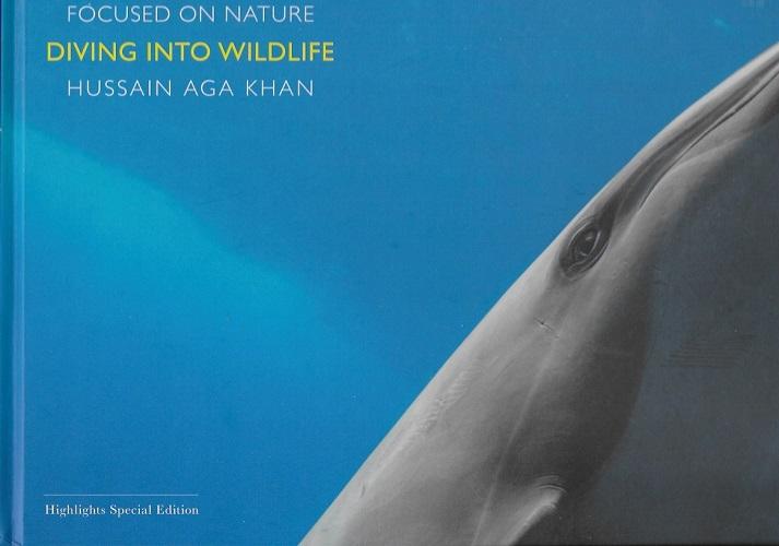 Hussain Aga Khan Diving into Wildlife Barakah simerg