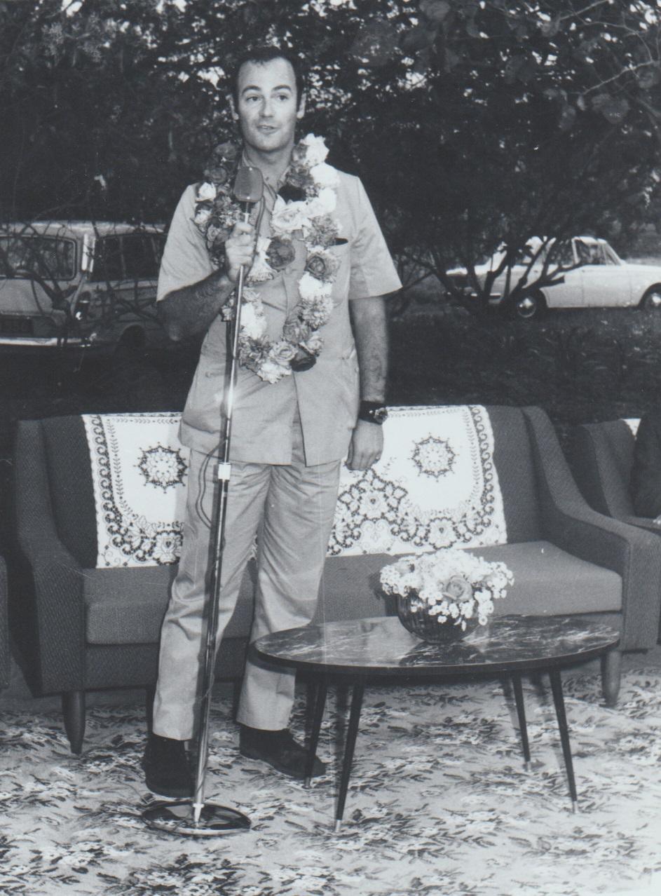 Prince Amyn Aga Khan in Arusha
