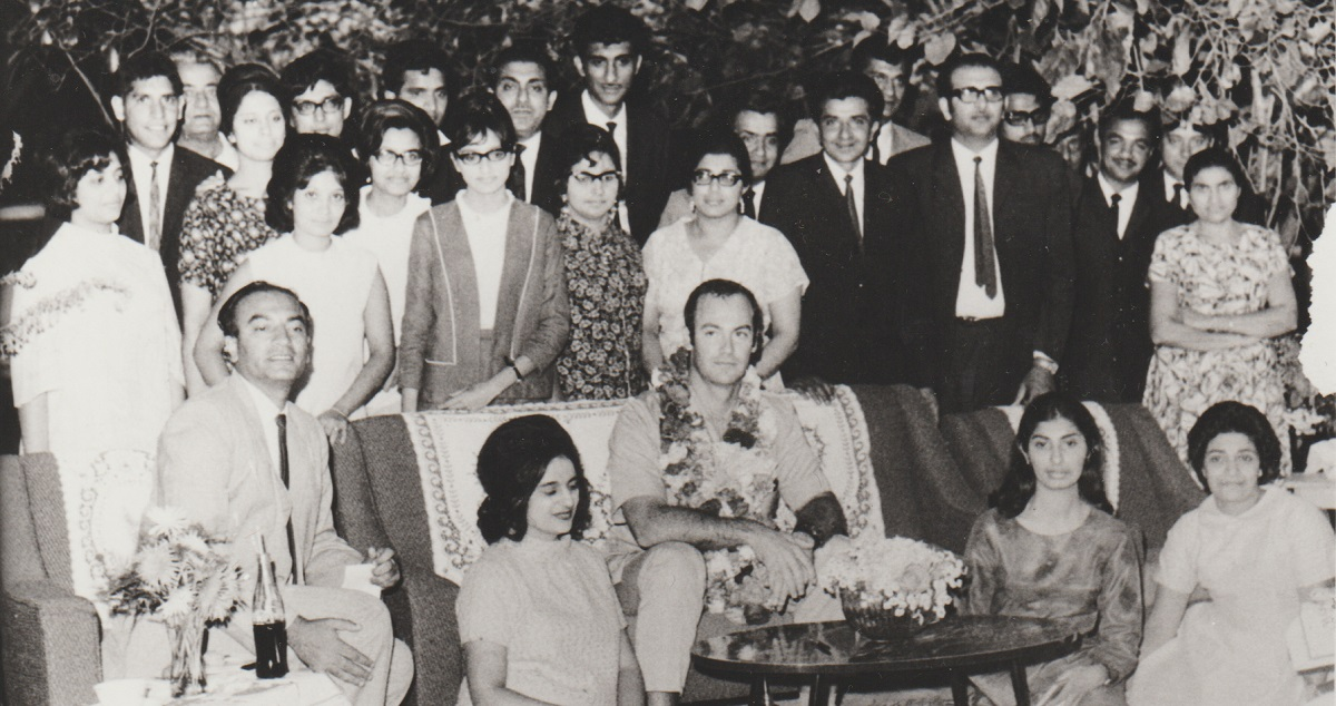 Prince Amyn Aga Khan Arusha 1968