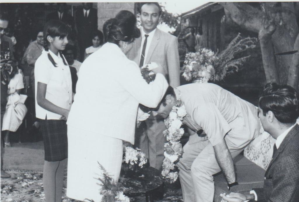 Prince Amyn Aga Khan Arusha 1968 Barakah and Simerg