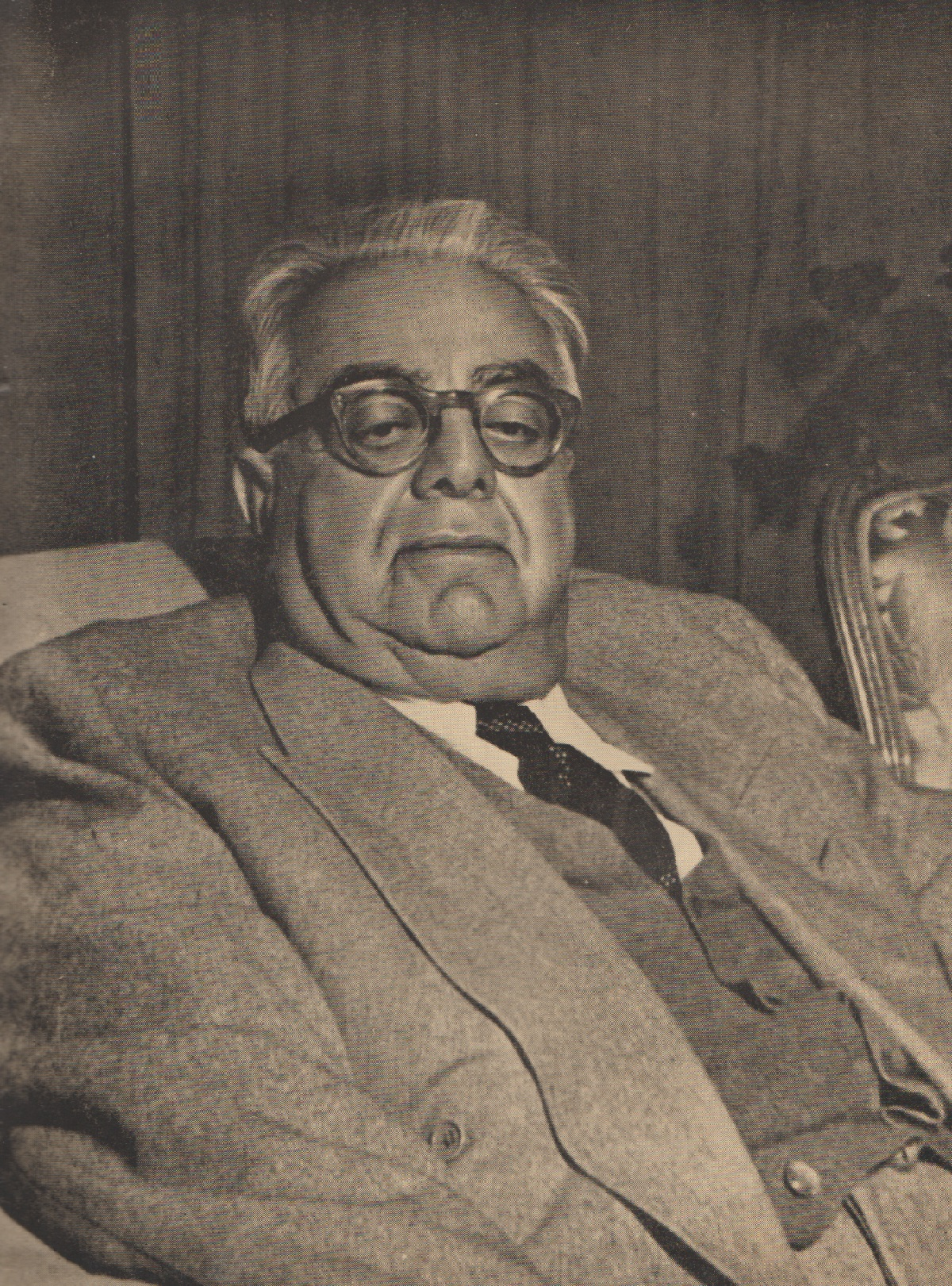 Imam Sultan Mahomed Shah, His Highness the Aga Khan III, on a World War (III) of a different kind