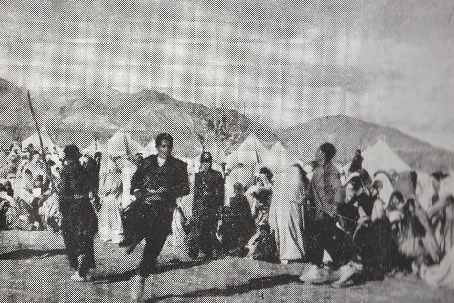 Ismaili followers Aga Khan III visit Iran, Barakah