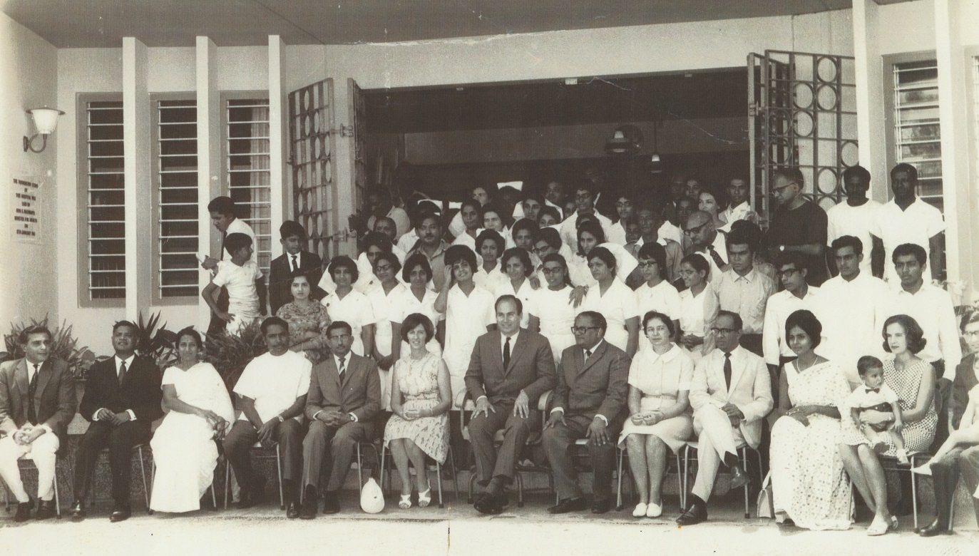 Aga LKhan in Dar es Salaam, 1966, Barakah and Simerg.