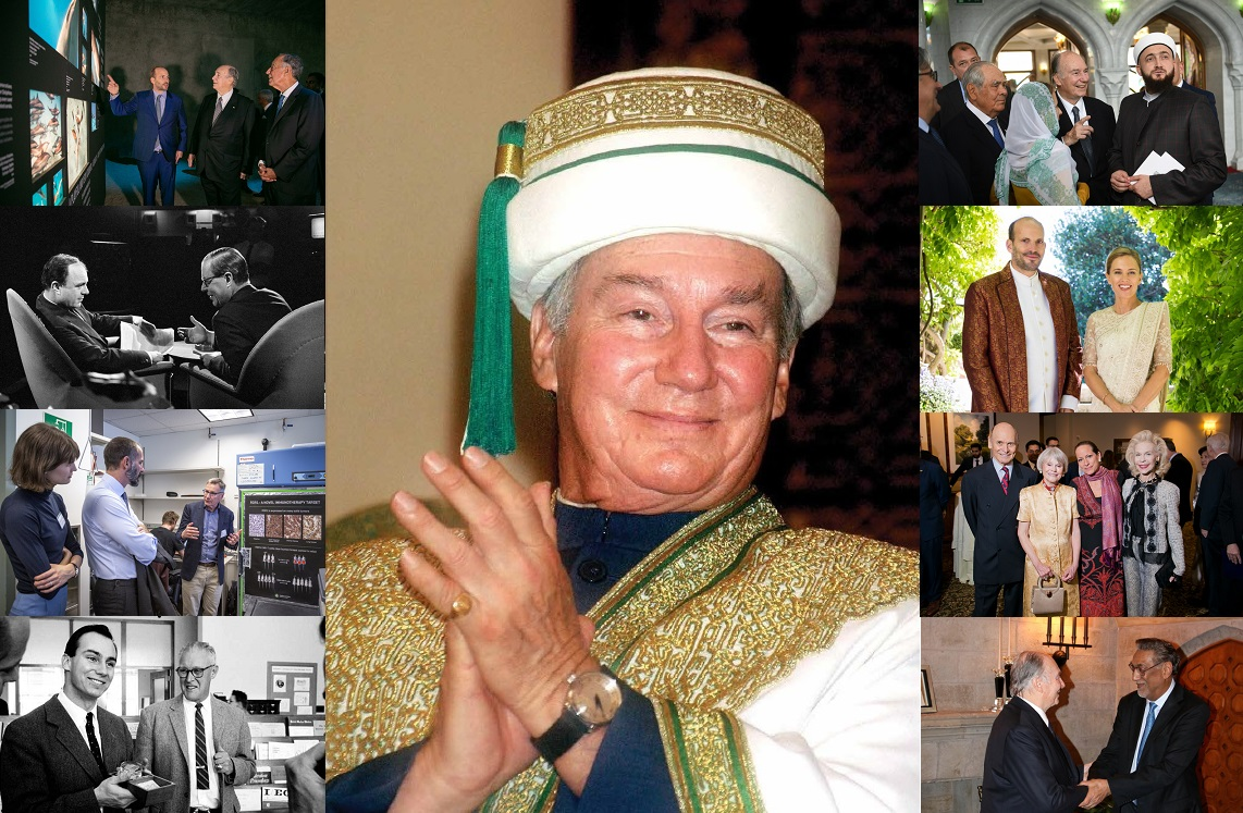 His Highness the Aga Khan: 2019 stories behind the photos