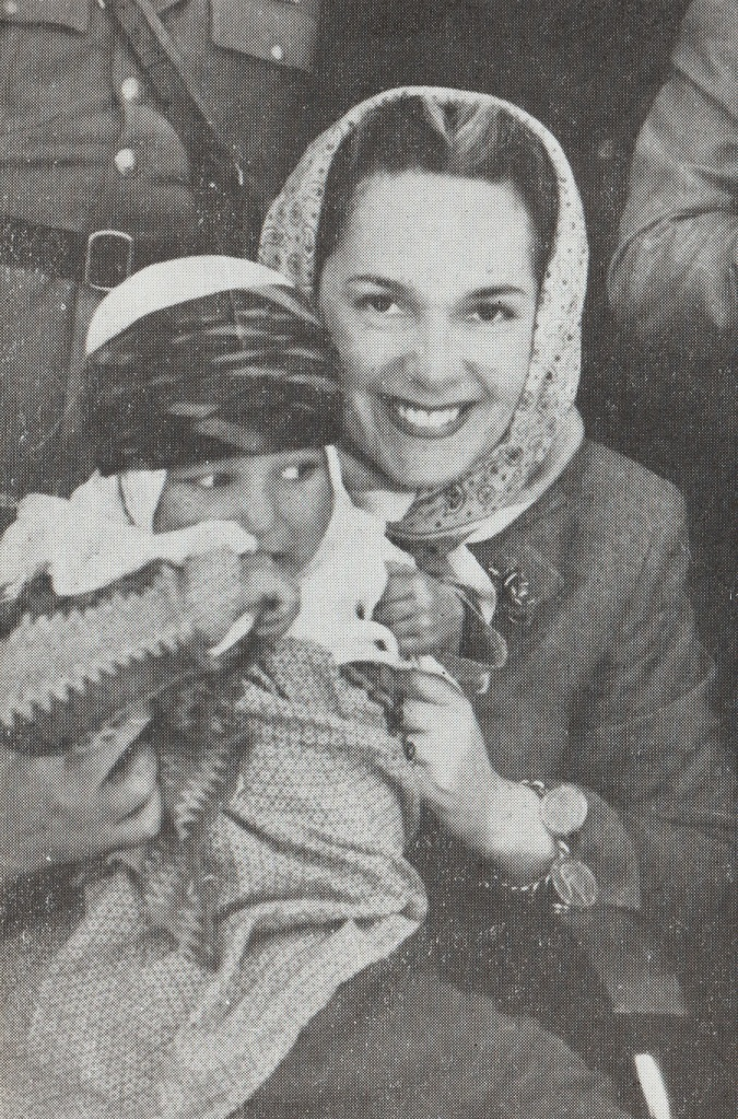 Begum Aga Khan in Iran, Barakah