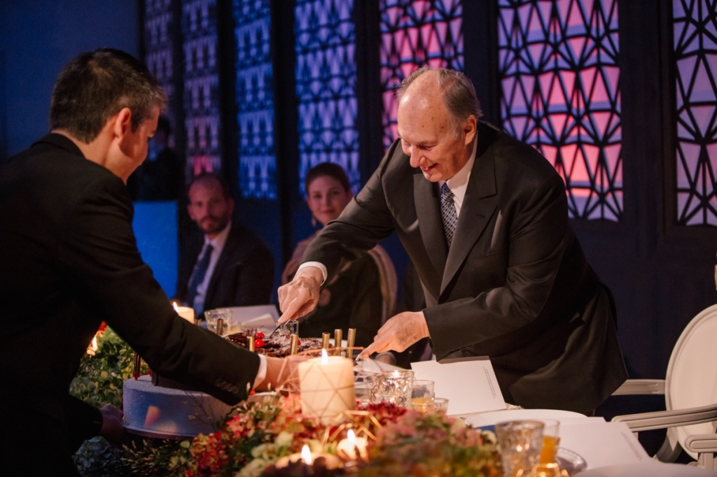 Aga Khan 80th birthday