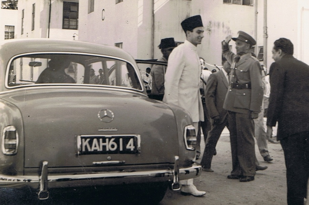 Aga Khan visit to Mombasa, Barakah